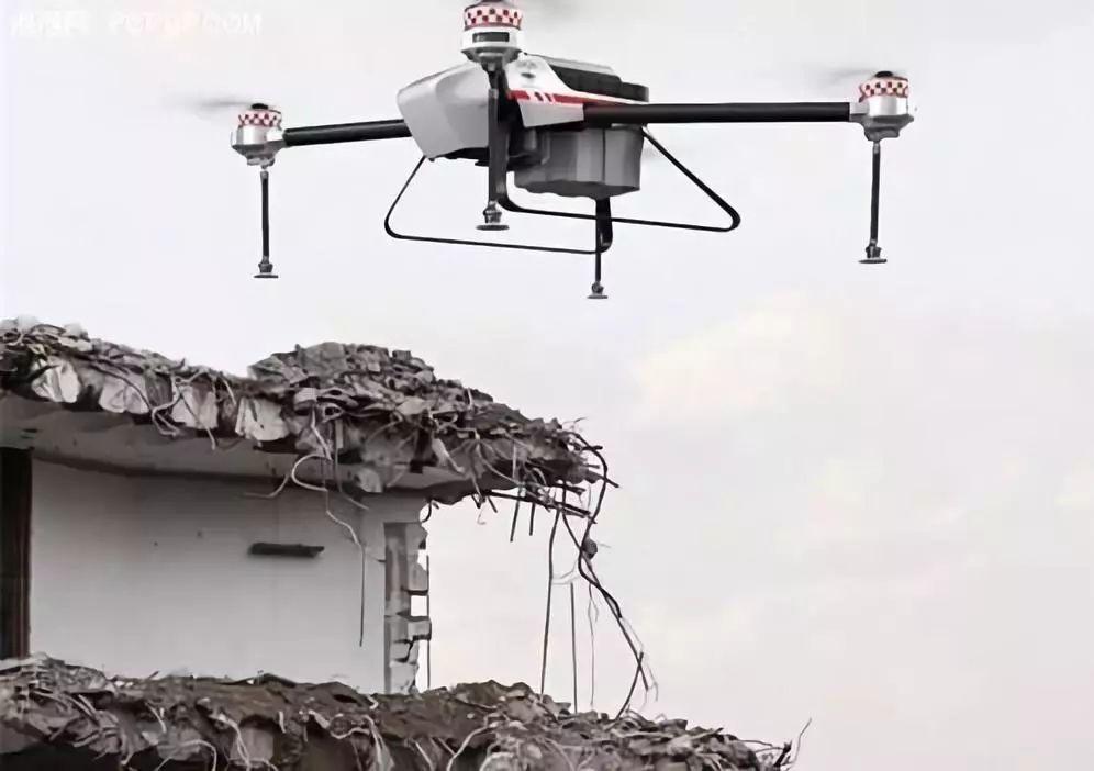 无人机在保险调查中的应用