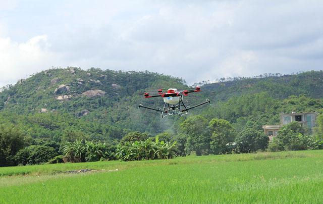 飞防组织如何确保飞防效果和效率?