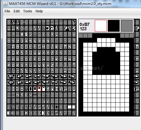 APM代码:minimosd与Mavlink协议插图6