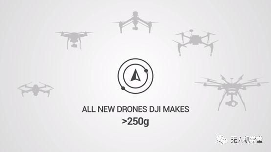 DJI无人机内置ADS-B接收器,可侦测飞机及直升机位置