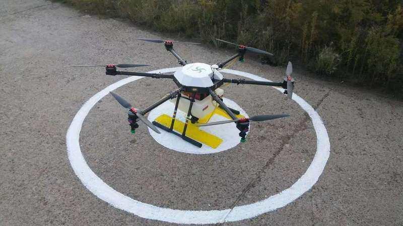 无人机机第三者责任险