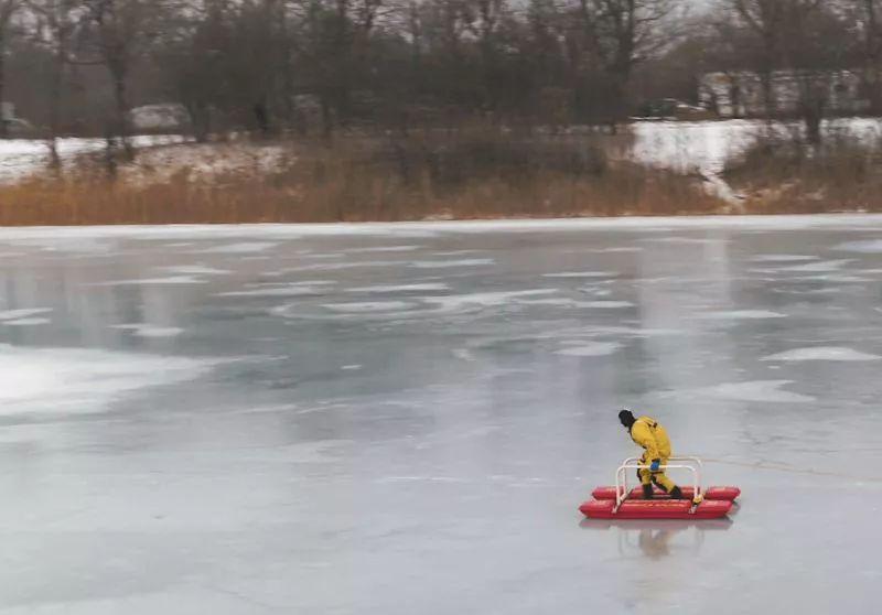 大疆无人机用于人员搜救