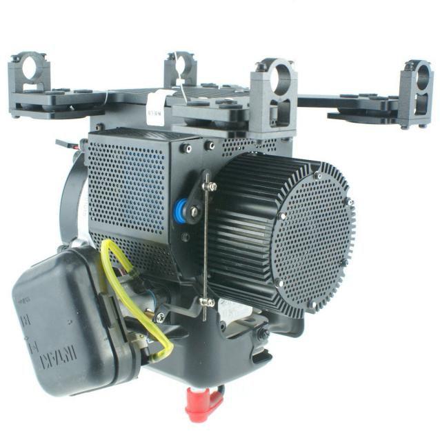 瑞深油电混合动力系统介绍
