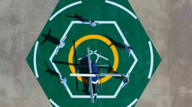 世界首架交叉双旋翼复合推力尾桨无人直升机插图4