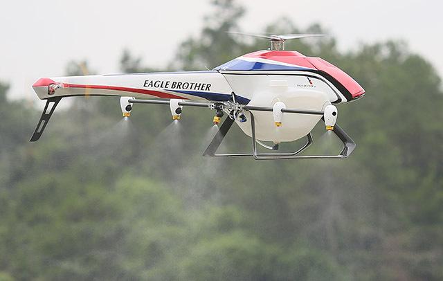 植保无人机喷洒系统常见故障及解决方法