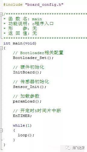 无人机飞控软件架构
