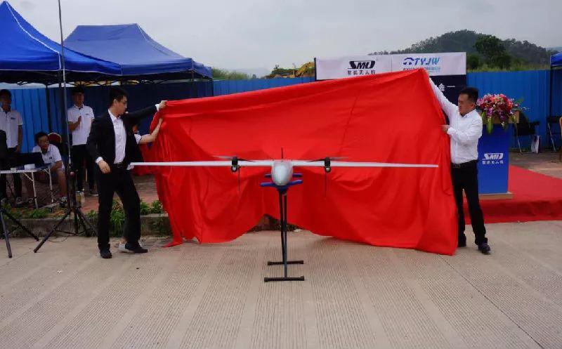 V330A作为一款采用四发双倾转旋翼垂直起降固定翼设计的新一代无人机平台