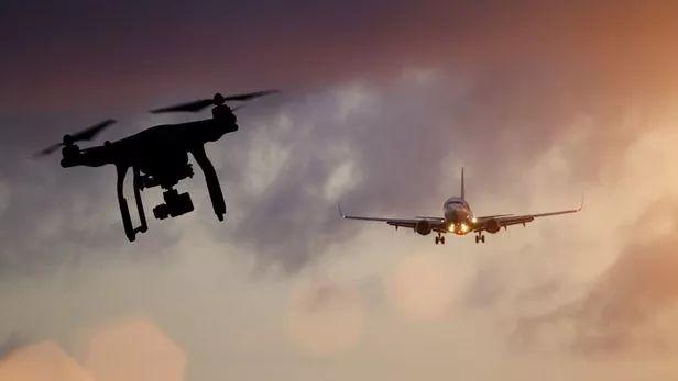 人工智能系统可控制黑飞无人机