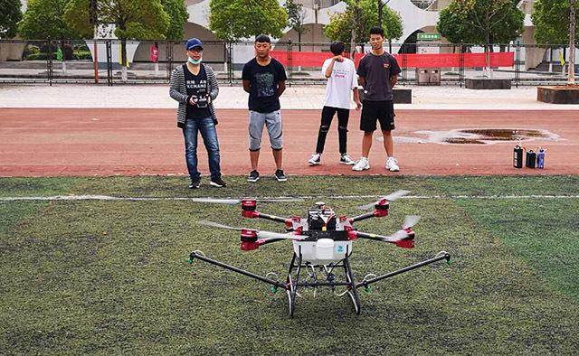将无人机植保技术带回马来西亚插图4