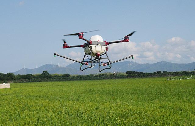 植保无人机首个国家标准6月1日起实施