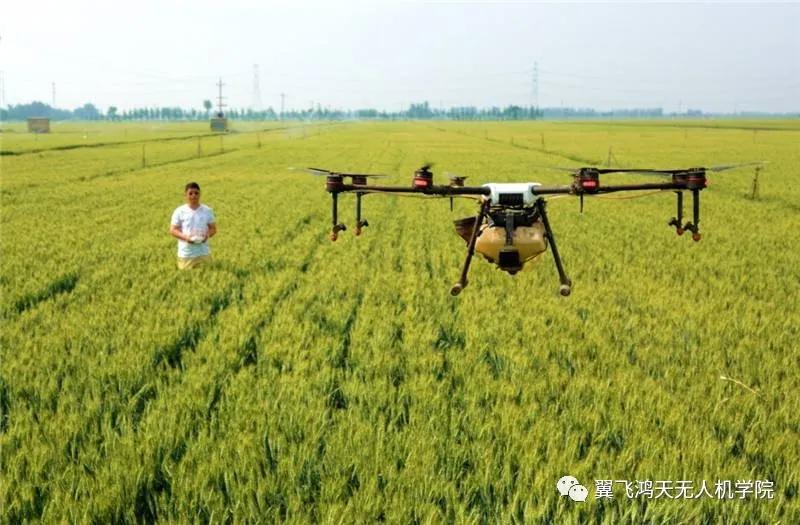 植保无人机有望占领工业级无人机的半壁江山。