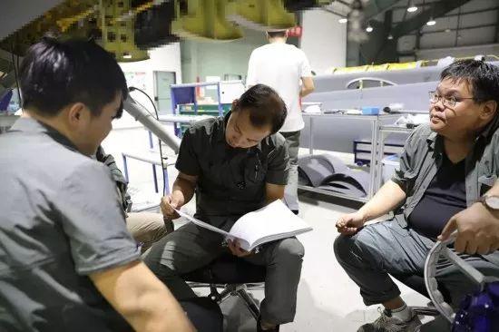 彩虹-4无人机生产车间曝光