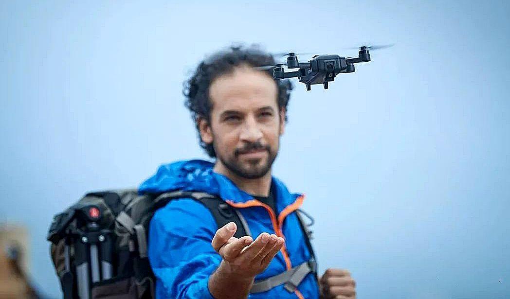VIO定位技术无人机Mark,想飞就飞不受限随时随地飞