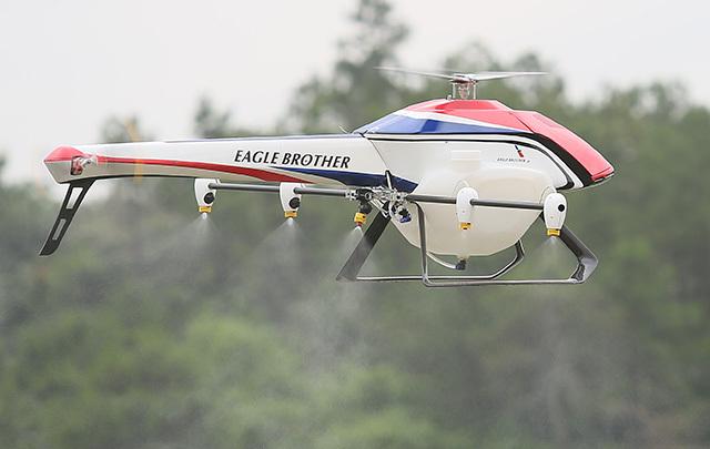 植保无人机喷头堵塞,应该怎么清洁?