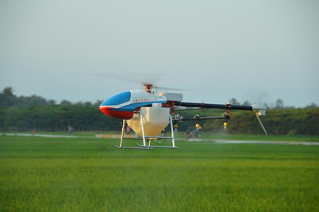 农业部多方位加强植保无人机推广力度