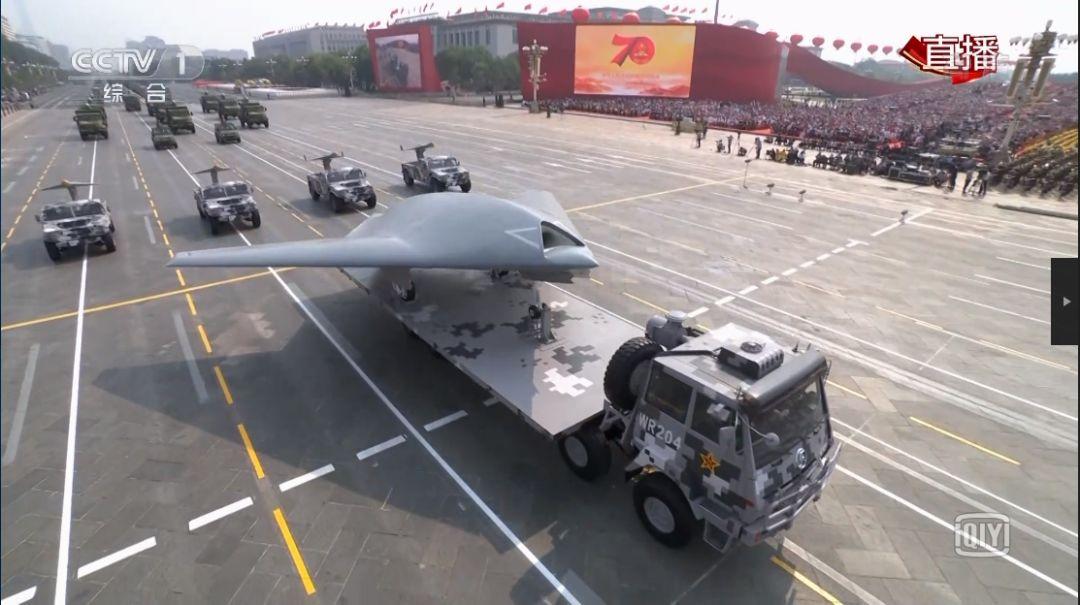 攻击-2无人机能够全天候遂行侦察打击任务