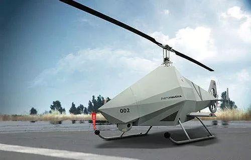 无人机于2009年6月在巴黎航空展上展出ADS在2009年完成了无人机半尺模型的试飞