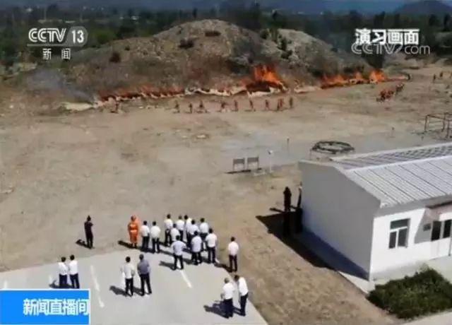 北京应急救援无人机侦测分队