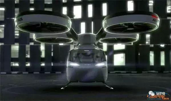 飞行汽车的诞生,将使城市的交通运营