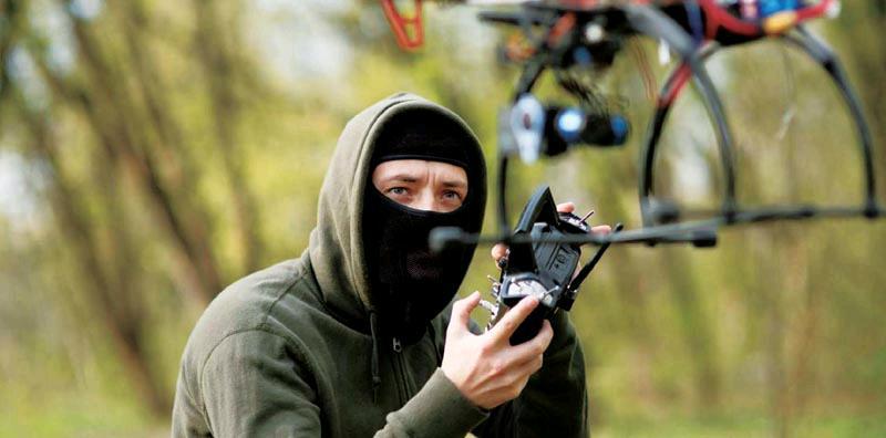 如何利用与无人机相关的物证来追踪罪犯,是警方遇到的新挑战