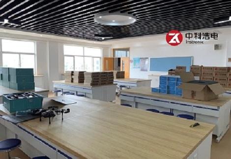 无人机实训室建设-上海市扬子中学