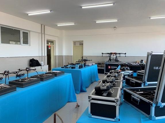 无人机专业实训室