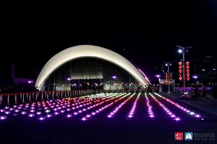 2020青岛创新节无人机灯光秀插图18