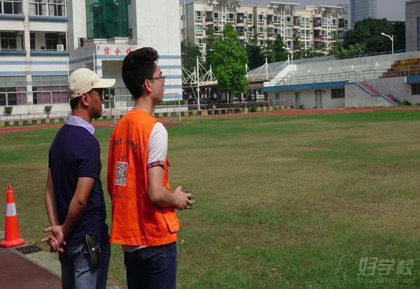 重庆海联职业技术学院的固定翼机驾驶技术专业怎么样?