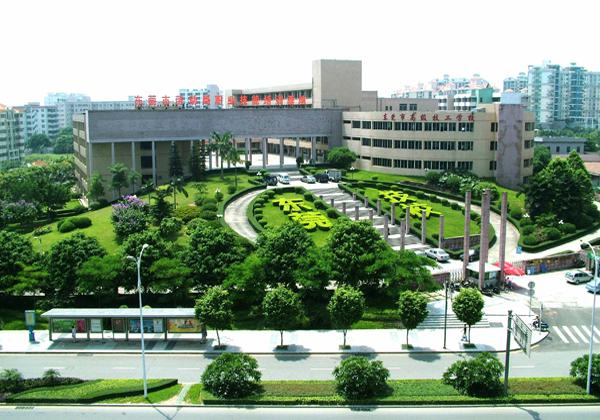 2020年东莞市技师学院无人机应用技术专业