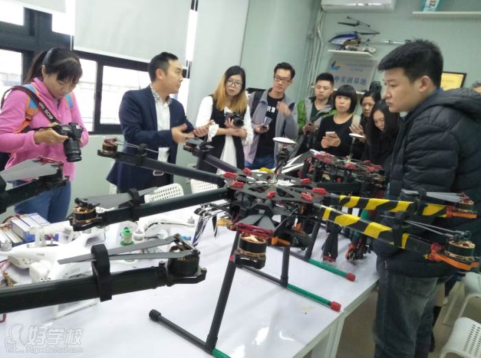 无人机应用技术专业就业前景