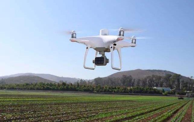 农险查勘中,无人机飞行百余架次,航拍抽样面积20万余亩