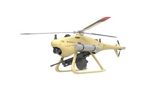 军用无人机,具有隐形、小巧、灵活、成本低的特点