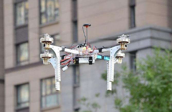 解密多旋翼无人机的发展历程