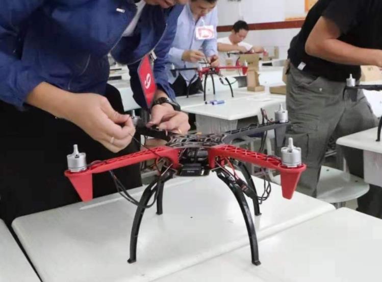 中职无人机技术应用专业课程探究