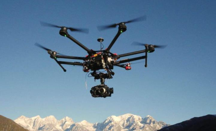 无人机航拍在新闻摄影中的优势