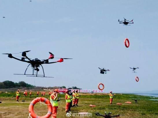 多旋翼无人机在灾害现场救援中的应用