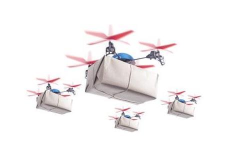 浅析无人机在我国快递行业的应用,组成部分及应用流程
