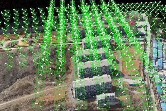 无人机倾斜摄影测量技术的应用