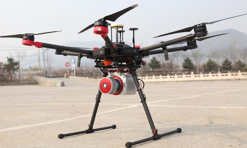 无人机在地形测量实际工作的应用措施