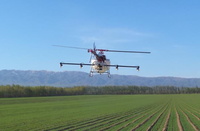 无人机技术在草原生态遥感监测方面的探索