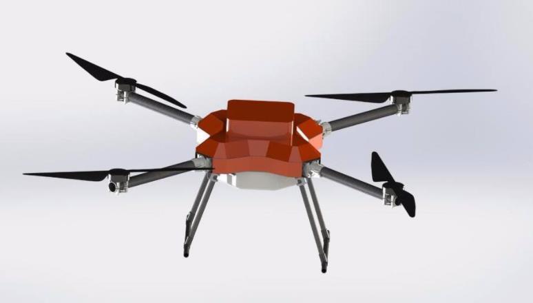 无人机技术预测草原生物灾害
