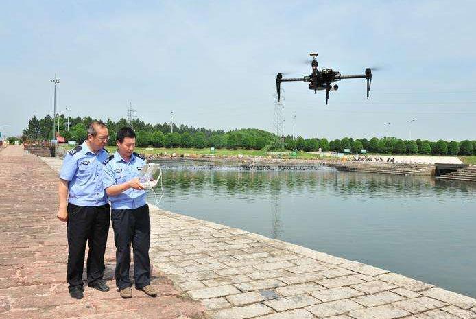 警用安防无人机作为专业级无人机