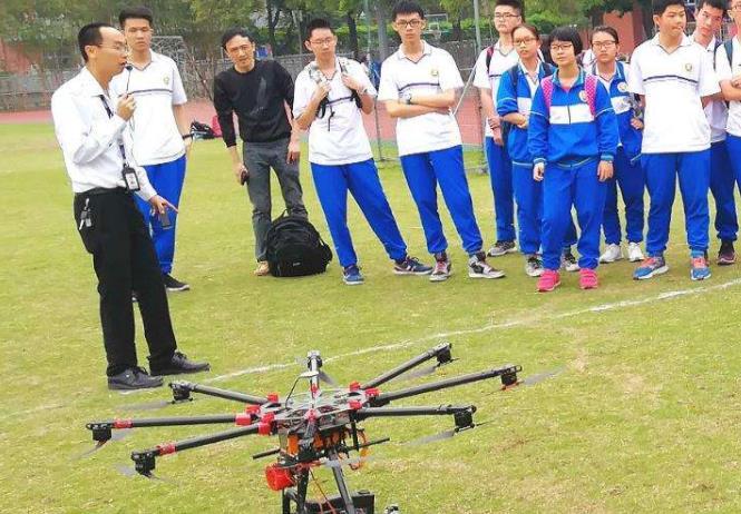 设立无人机专业的中等职业院校