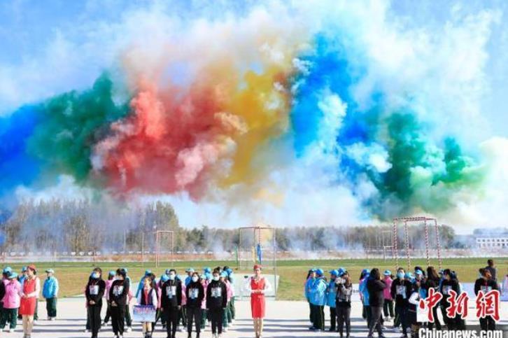 2020年中国无人机竞速公开赛(辽宁阜新站)开赛