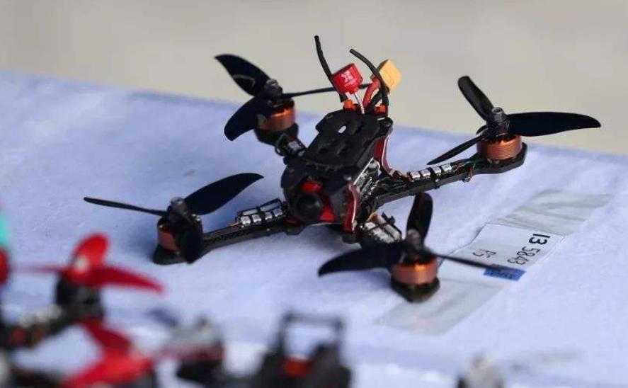 无人机穿越机竞速赛细则