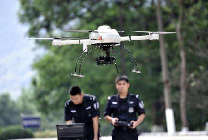 警务反恐、遥感测绘、应急减灾、地理探测。