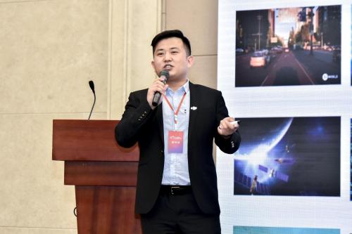 深圳市大疆创新科技有限公司测绘行业负责人魏坤岭