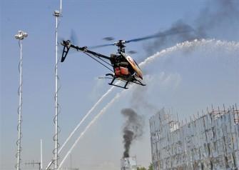 2013年南京无人机培训学校无人机飞控师双证定向就业特色专业招生简介(2)
