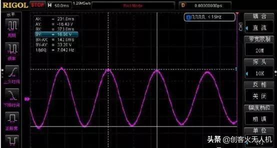 无刷电机参数测量方法插图4