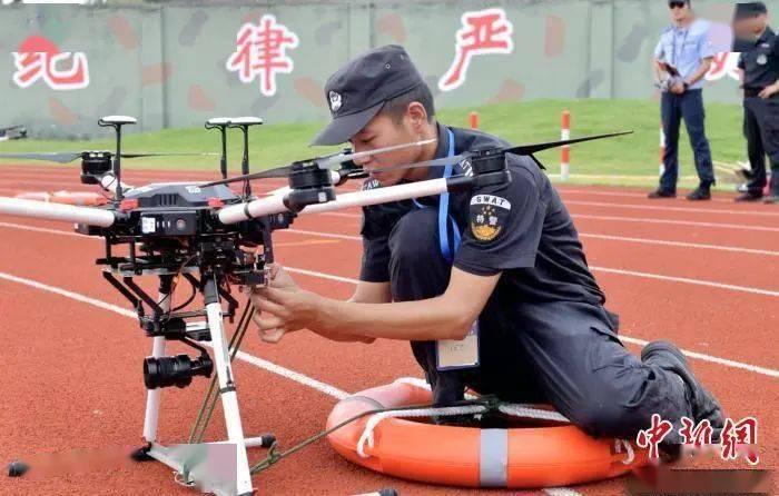 浙江警方27日透露,该省已投入逾400架警用无人机应用实战,
